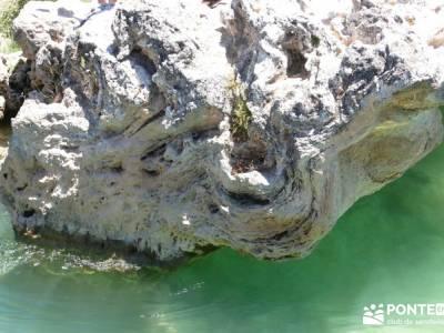 Lagunas de Ruidera; excursiones fin de año club de senderismo puente pilar